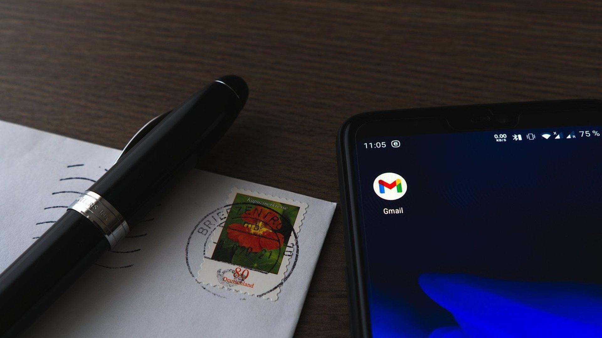 G-Mail, el correo electrónico de Google